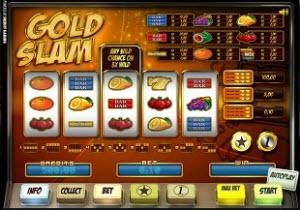 Gold Slam-spelautomat