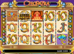 cleopatraspelautomat