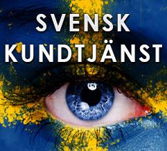 Svensk kundtjänst