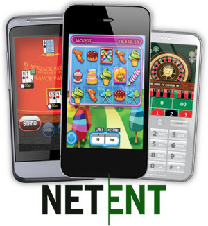 Casumo mobilcasino från NetEnt