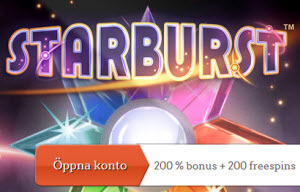 Leo Vegas delar ut 200 free spins i bonus