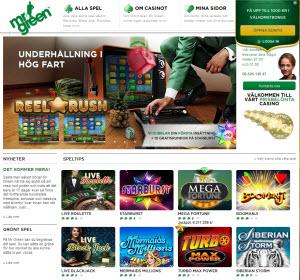 Mr Green casino sajt
