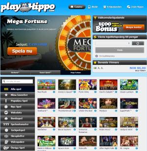 PlayHippo casino sajt