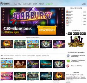 iGame Casino sajt