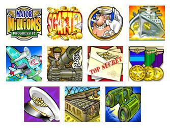majormillions-symboler