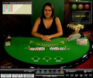 Betsafe har ett utmärkt casino med live dealers