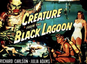 Creature from the Black Lagoon Slot - NetEnt Casino - Rizk.de