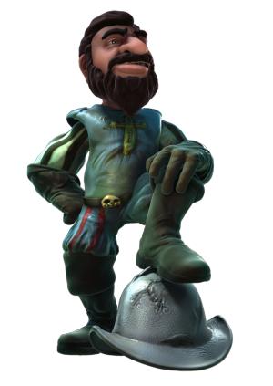 Spela Gonzo's Quest hos Mr Green!