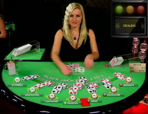 Live Blackjack – Spela live dealer Blackjack på nätet