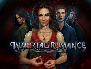 Immortal Romance - Rizk Casino