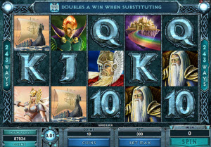 Thunderstruck II spelautomat