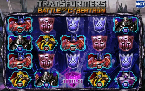 battle for cybertron