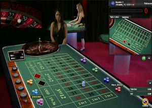 Live dealer Roulett – spela Roulett live på nätet