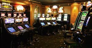 Spelautomater på Casino Cosmopol