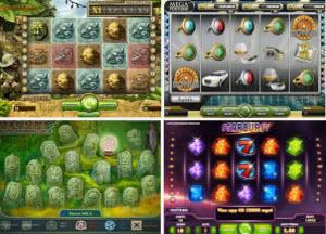 Casinospel - spelautomater och slots
