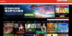 Ladbrokes casino startsida