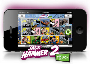 Jack hammer 2 touch