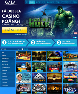 Our Top Rated Casino Bonuses