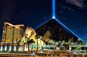 Casinot Luxor i Las Vegas