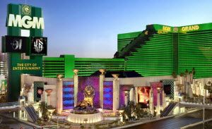 MGM Grand Casino i Las Vegas