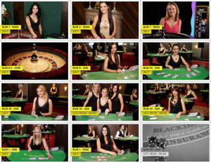 Live casino hos Super Lenny