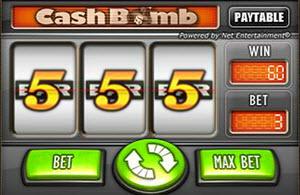 cashbomb spelautomat