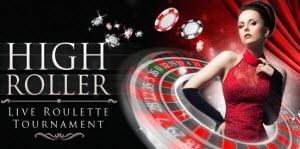 Spela high roller roulette, det populäraste spelet för storspelare