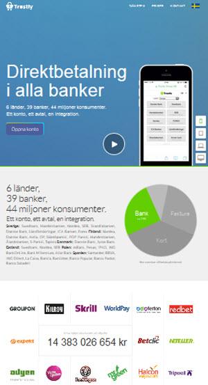 trustly bank