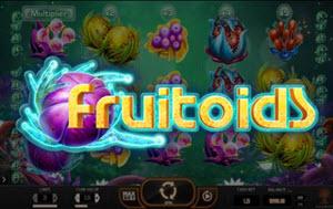 Fruitoids slotspel från Yggdrasil - Spela det gratis