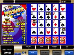 power poker 4