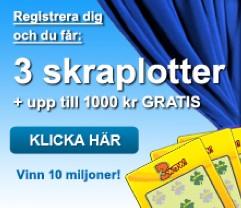 Svenska Lotter bonus