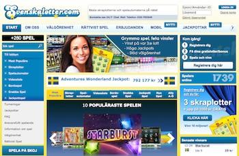 Svenska Lotter casino