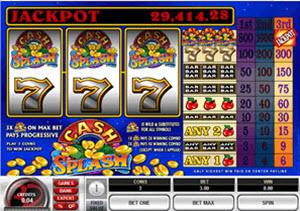 cash spalsh slot