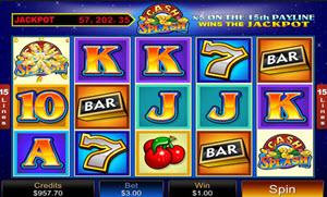 cash splash spelautomat