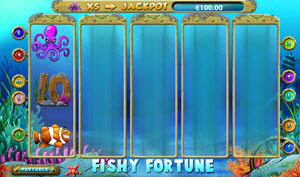 fishy fortune spelautomat