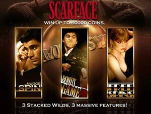 scarface jackpott