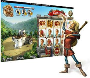 castle builder spelautomat