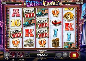 extra cash spelautomat
