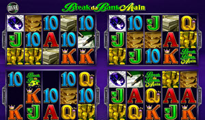 Break da Bank Again free spins