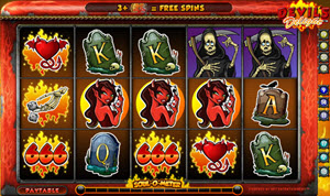 Devils Delight spelautomat