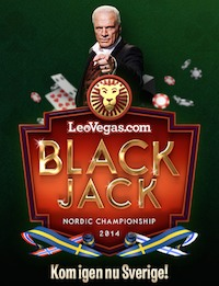 LeoVegas Blackjack