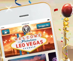 LeoVegas iPhone