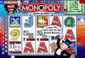 Monopoly Here and Now free spins