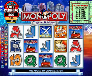 Monopoly Here and Now igt
