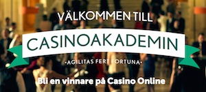 Mr Green Casinoakademin