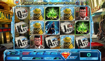 Superman slot Casinoguide
