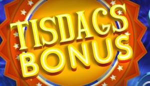 Tisdagsbonus Gala Casino