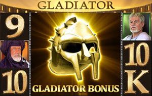 gladiator free spins