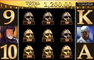 gladiator jackpott