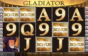gladiator spelautomat